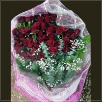 A006玫瑰花束情人節花束生日浪漫花束