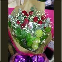 A007玫瑰花束情人節花束生日浪漫花束