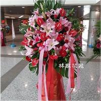 G014開幕祝賀高架花籃、開幕藝術花籃慶祝榮陞、開幕喬遷(一個)