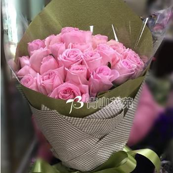 A003玫瑰花束情人節生日花束浪漫花束