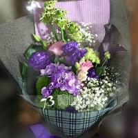 A013傳情花束生日特殊節日花束