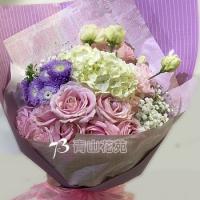 A015滿滿的愛傳情花束