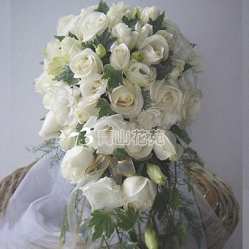 M012浪漫捧花結婚捧花浪漫花束