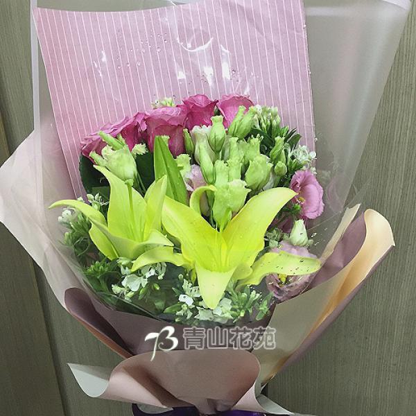 A038綜合花束時尚花束傳情花束