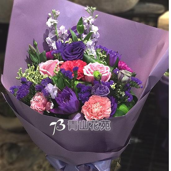 A049傳情花束演唱會獻花花束