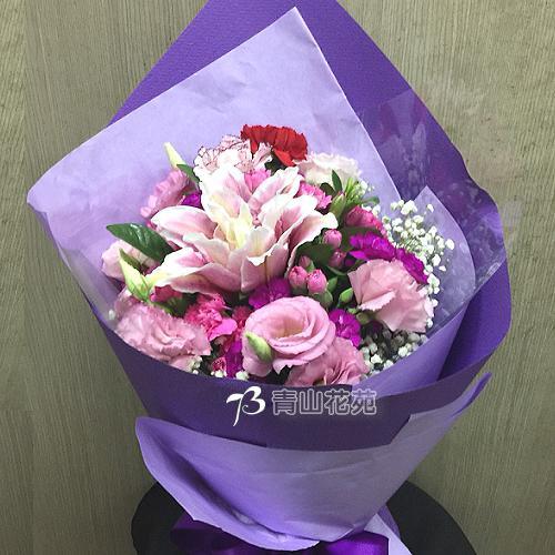 A052母親節花束感恩花束康乃馨花束傳情花束