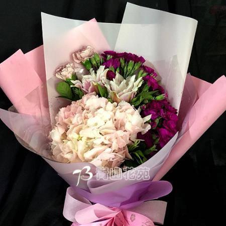 A056珍愛媽咪母親節花束康乃馨花束