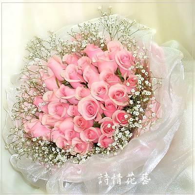 F047妳是我的幸福求婚花束情人節生日花束