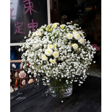 G004捧花浪漫新娘捧花
