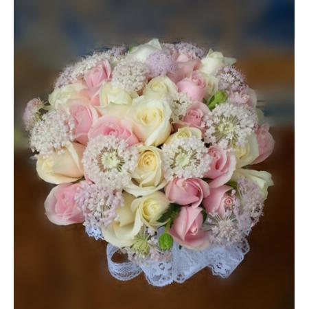G012捧花浪漫新娘捧花