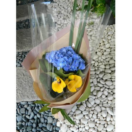 AC003畢業花束歐式花束