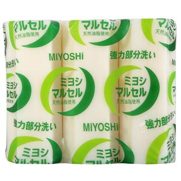Z007MIYOHSI強力洗衣皂140g*3(420g)