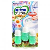Z028Kobayashi小林製藥馬桶用消臭凝膠-森林花香