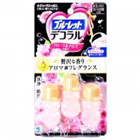 Z029Kobayashi小林製藥馬桶用消臭凝膠-花朵芳療香