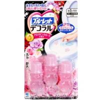 Z031Kobayashi小林製藥馬桶用消臭凝膠-粉紅玫瑰