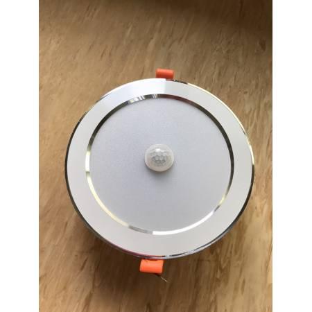 LED人體感應嵌入燈