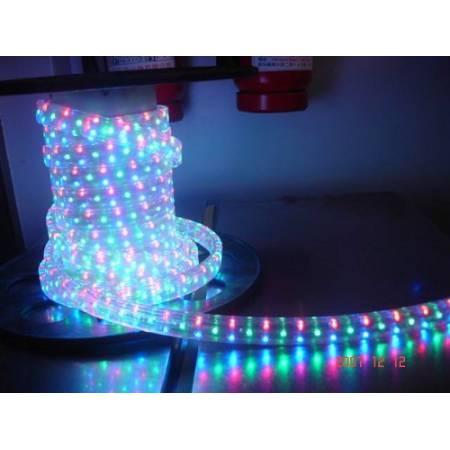 扁四線三色水管燈
