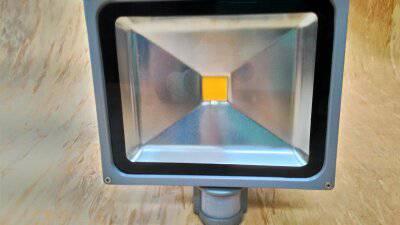 20瓦LED感應投射燈