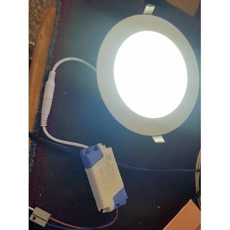 LED嵌入燈-15公分側發光