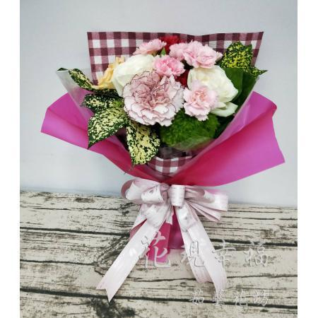 SU017母親節康乃馨花束