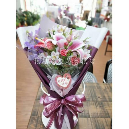 SU054母親節花束