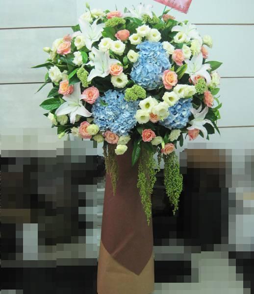 J0013喜慶高架花籃(一個)