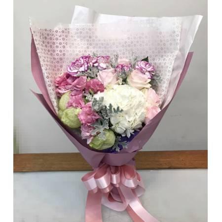B001母親節花束