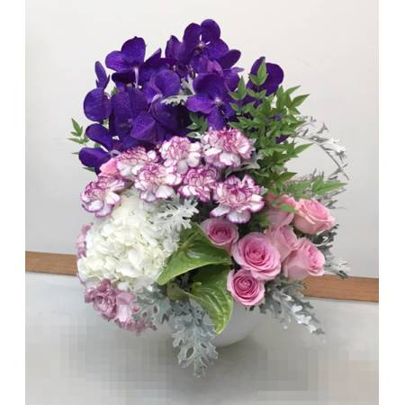 B002母親節盆花