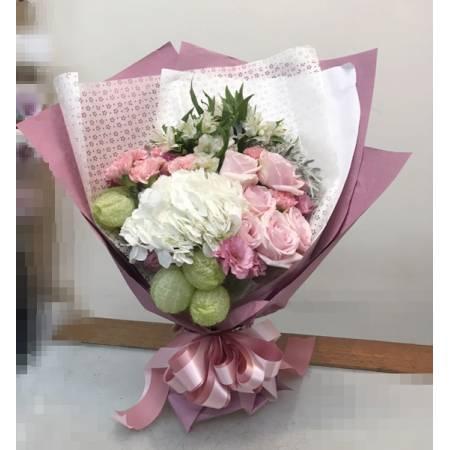 B004母親節花束