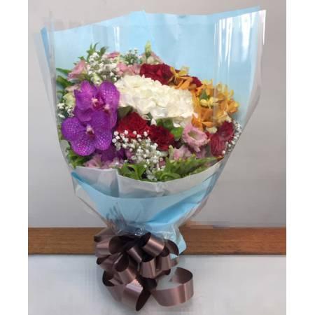 B006母親節花束