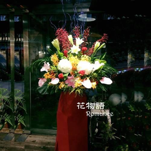 E003高架花藍慶開幕賀落成演奏會最佳賀禮喜慶會場布置