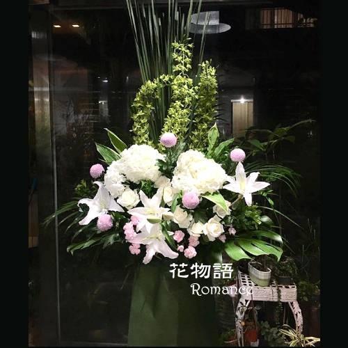 E004高架花藍慶開幕賀落成演奏會最佳賀禮喜慶會場布置