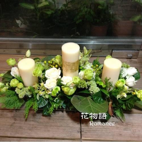 M1001喜慶會場布置台北市大安區花店