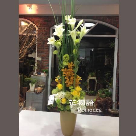 B023時尚盆花開幕喜慶盆花榮陞致賀新居祝賀盆花
